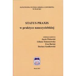 STATUS PRAXIS w praktyce...