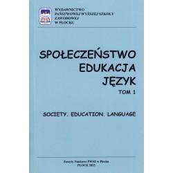 Społeczeństwo. Edukacja....