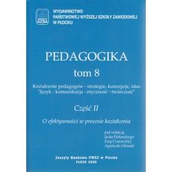 Pedagogika Tom VIII (część 2)